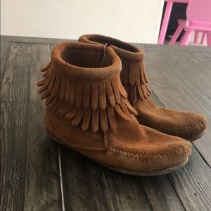 Toddler Minnetonka Moccasins